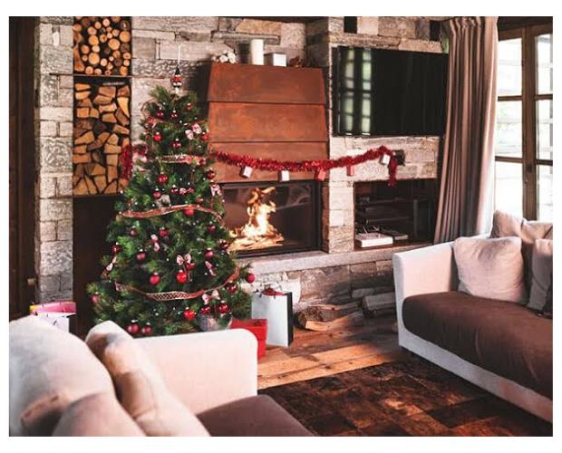 decoracion de interiores en esta navidad