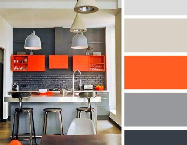 paleta de colores cocina