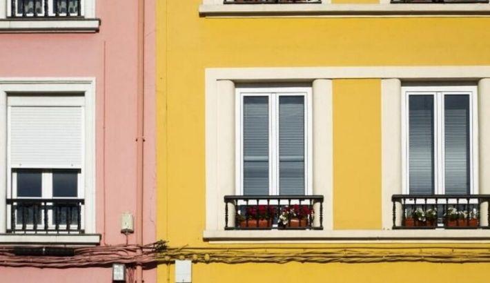 Colores de pintura para casa, fachadas, interiores y exteriores