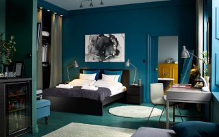 Cuál es el mejore color para pintar una habitación.