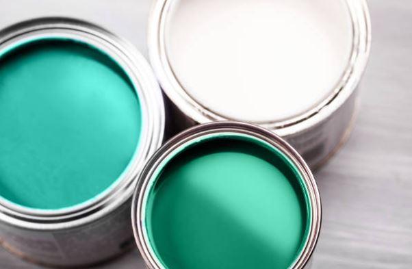 Colores de Pintura 1