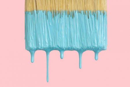 Elegir el color de pintura correcto.