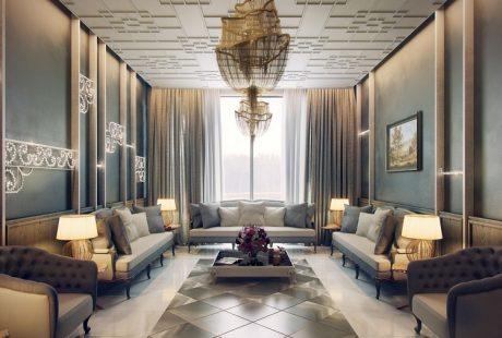 estilos de diseños de interiores tradicionales
