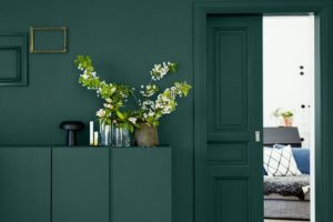 color de interiores Verde Diamond