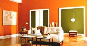 sala color rodaja de naranja