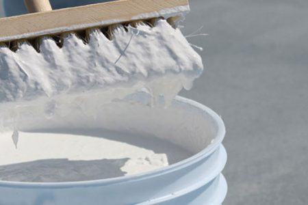 impermeabilizante liquido en cubeta