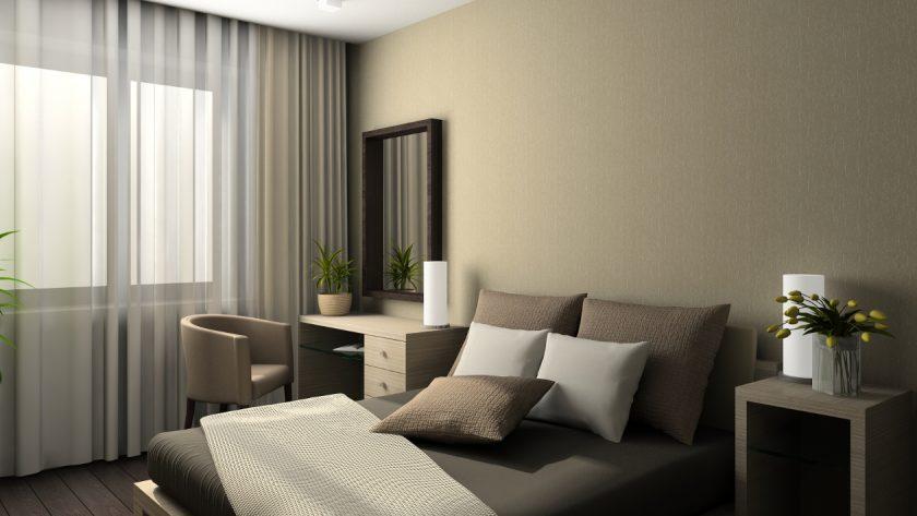 tonos grises para tu dormitorio