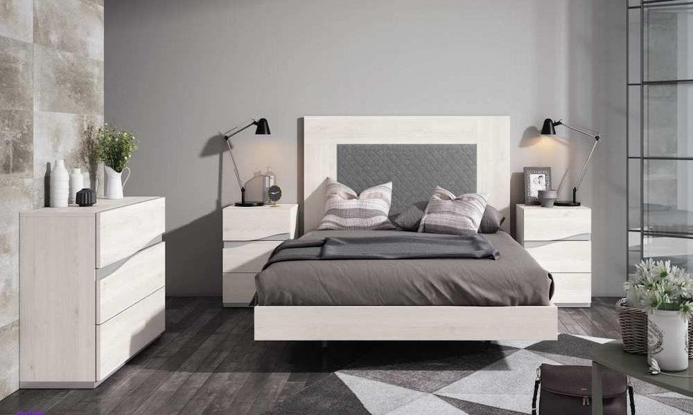 tonos grises para un dormitorio